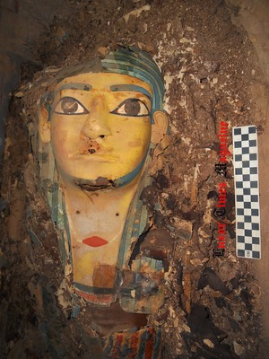 An intact burial discovered in Qubbet el Hawa by Luxor Times 4