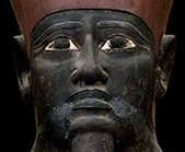 Mentuhotep II, the second founder of Egypt.