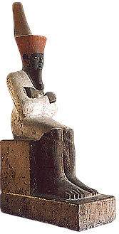 Mentuhotep II reunited Egypt under one rule after more than a century of feuding dynasties had divided the country.