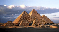 The Old Kingdom was the Age of the Pyramids.