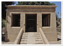 The White Chapel at Karnak, built by Sesostris I.